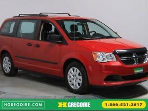 2014 Dodge Caravan SE A/C GR ELECT