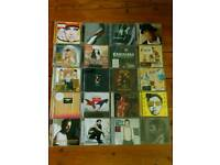 Job lot of CD's Music albums