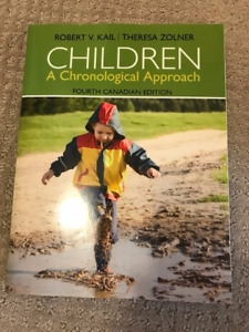 Children: A chronological approach 4th addition
