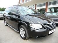 CHRYSLER GRAND VOYAGER 2.8 CRD EXECUTIVE 5d AUTO 151 BHP (black) 2007
