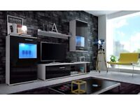 Wall Unit Cabinets Tv Stands Led Lights DIOR Free Delivery Cash On Delivery !!