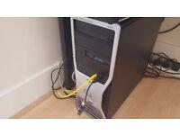 Dell Precision 490 + Monitor + Backup Device + 3D Studio MAX 8 + Vray 1.5