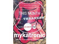 Mykatronic III @ the Alibi, Dalston - want to play?