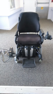 TDX SP Electric Chair