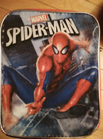 NEW: SPIDERMAN LUNCH BAG WITH LUNCH BOX & WATER BOTTLE