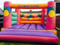 Bouncy castle hire from £35 full day hire