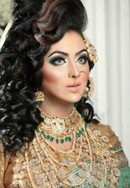 PROFESSIONAL BRIDAL/WALIMA/PARTY/PROM/MEHENDI MAKEUP & HAIR & HENNA ARTIST FOR OCCASIONS