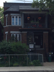 Apartment for Rent right in the heart of Roncesvalles Village!!!