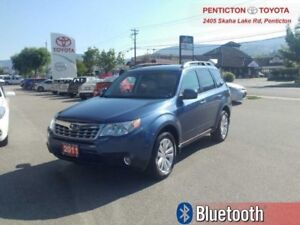 2011 Subaru Forester BASE  -  KEYLESS ENTRY -  BLUETOOTH