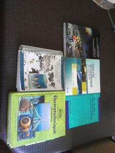 ETS Mechinal Engineering Books