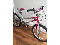 "Mongoose Blaze Girls BMX 17"" Frame"