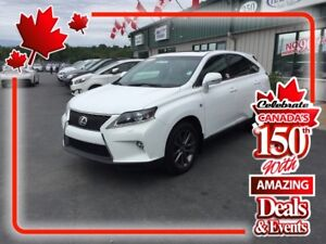 2015 Lexus RX 350 F Sport Level 3