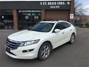 2010 Honda Accord Crosstour EX-L w/Navi*REAR-CAM*