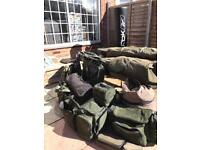 Top end used carp gear