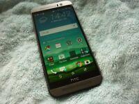 HTC One M9 - Titanium Grey - Vodafone