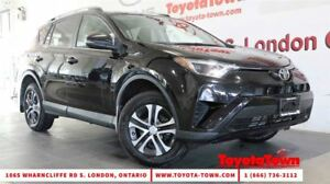 2016 Toyota RAV4 SINGLE OWNER AWD LE HEATED SEATS & BACKUP CAMER