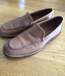 High end leather loafers (10.5 D)