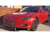 Mazda Rx8 **** BEST RX8 MUST SEE *** £1850 OVNO