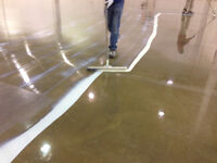 Epoxy Flooring Industrial & Commercial Floors