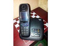 Gigaset C620A phone.