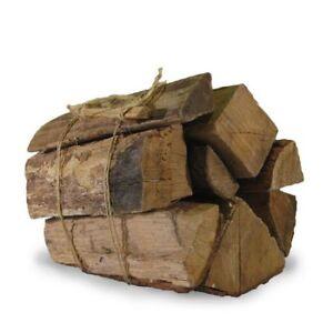 Seasoned mixed firewood