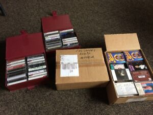 boite de cassette audio