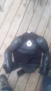 661 full sleeve compression suit
