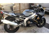 Zx6r swap for 400 sports