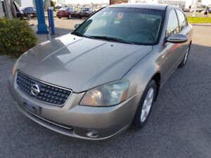 2005 Nissan Altima 2,5 S Berline