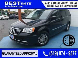 CHRYSLER TOWN & COUNTRY - APPROVED IN 30 MINS! - ANY CREDIT LOAN