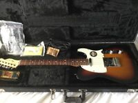 Fender USA telecaster mint condition