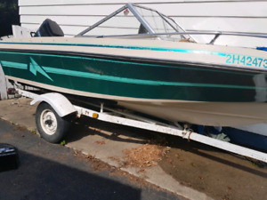 16' Open Bow Invader