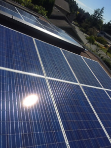 solar panels sales and service