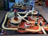 ELC Train Set Space railway