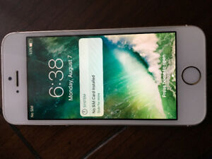 IPhone 5s 32 GB ***Reduced Price**