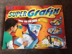 John Adams Super Grahix Drawing Studio. Great condition