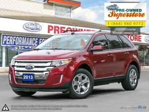 2013 Ford Edge SEL***power seat, alloys***