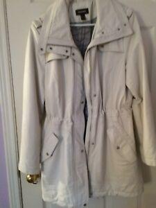 L Danier leather jacket
