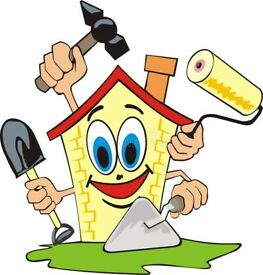 Painting, Decorating, Furniture Flat pack, House Repairs, Handymen, Garden