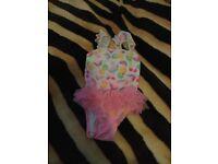 Baby swimming costume