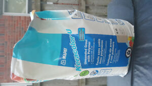 Unsanded Grout Sealed Bag