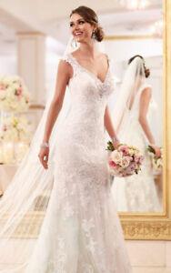 Stella York 6037 Wedding Dress - Sample (new!)