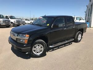 2011 Chevrolet Colorado 1LT-Crew-PST Paid