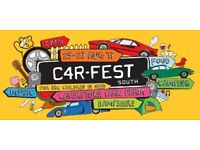 Carfest South 2 x Adult Weekend with Camping