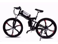 Electric Folding Bike Go Go Jedi Brand New