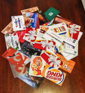 Trade Cash for Gift Cards - Kelowna