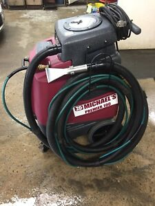 Michaels 100 carpet extractor