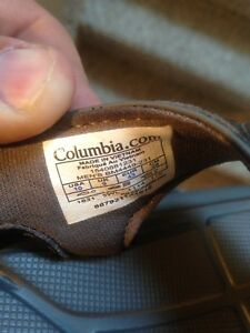 Colombia sandals size 10