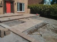 Paver Stone Installation and Cleaning Specialists 514-574-6650