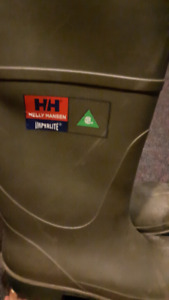 Helly Hansen rubber safety boots